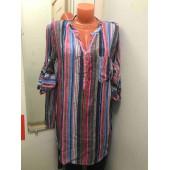 Рубашка №1901 Штапель