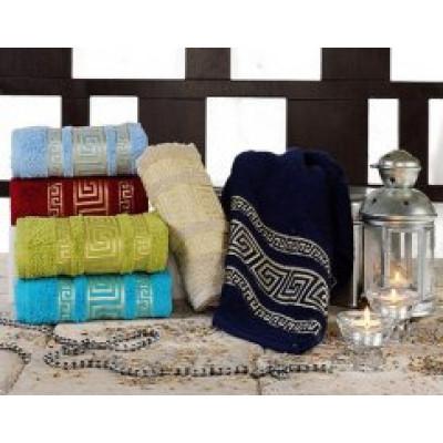 Махровое полотенце Версаче