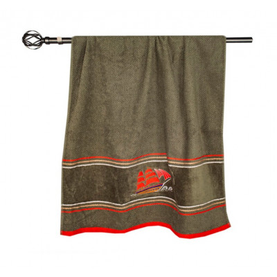 Махровое полотенце Фрегат
