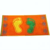 Махровое полотенце Ножки-Ручки