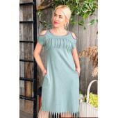 Платье 7166